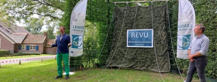 Opening REVU